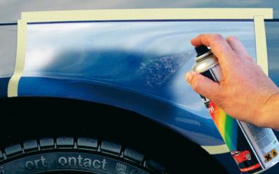 Astuces pour une retouche peinture auto réussie
